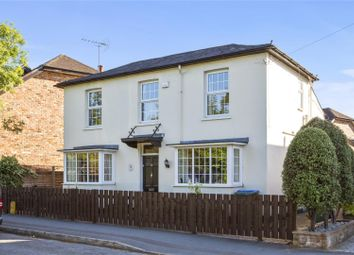 Thumbnail 4 bed detached house for sale in St. Marys Road, Weybridge, Surrey
