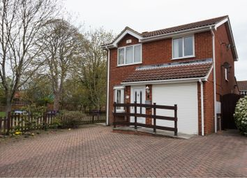 Thumbnail 3 bed detached house for sale in Naseby Avenue, Folkestone