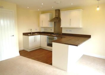 Thumbnail 2 bed flat to rent in Canal View, Bathpool, Taunton