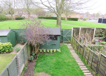 Thumbnail 2 bed terraced house for sale in Medbourne Close, Blandford Forum