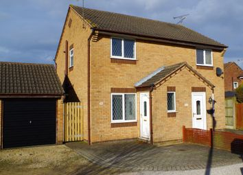 Thumbnail 2 bed semi-detached house for sale in Denton Way, Swanwick