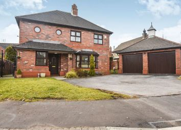 Thumbnail 4 bed detached house for sale in Crown Gardens, Edgworth, Turton, Bolton