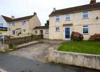 Thumbnail 3 bedroom semi-detached house for sale in Home Park, Landrake, Saltash, Cornwall