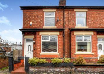 Thumbnail 2 bed end terrace house for sale in Jowett Street, Reddish, Stockport, Cheshire
