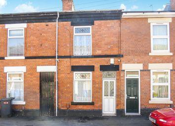 2 bed terraced house for sale in Westbury Street, Derby DE22