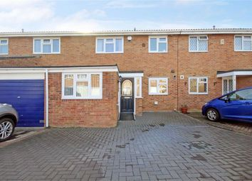Thumbnail 3 bed terraced house for sale in Ashmore Close, Nythe, Wiltshire