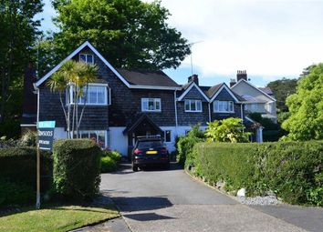 Thumbnail 5 bed detached house for sale in Brynfield Road, Langland, Swansea