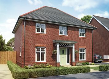 "Thumbnail 4 bed detached house for sale in ""The Cresswell"" at Lady Lane, Blunsdon, Swindon"