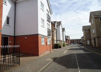 Thumbnail 2 bed flat to rent in Market Close, Colchester, Essex