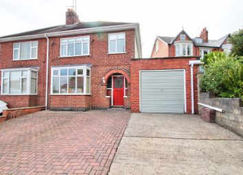 Thumbnail 3 bed semi-detached house for sale in Grace Crescent, Heanor, Derbyshire