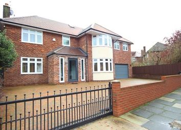 Thumbnail 5 bed detached house to rent in Dunsdon Road, Calderstones, Liverpool