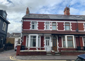 Thumbnail 3 bed terraced house to rent in Llandaff Road, Canton, Cardiff, South Glamorgan