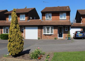 Thumbnail 3 bedroom link-detached house for sale in Glorney Mead, Farnham