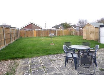 Thumbnail 3 bed detached bungalow for sale in Rivehall Avenue, Welton, Lincoln