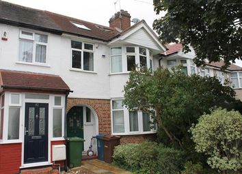 Thumbnail 4 bed terraced house for sale in Glebe Avenue, Queensbury, Harrow