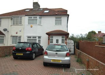 Thumbnail 4 bed property for sale in Downside Crescent, Ealing, London