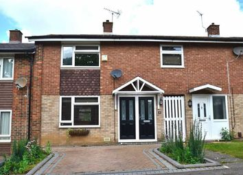 Thumbnail 2 bed terraced house for sale in Edison Road, Stevenage