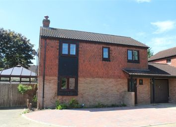 Thumbnail 4 bedroom detached house for sale in Rothersthorpe, Giffard Park, Milton Keynes, Buckinghamshire