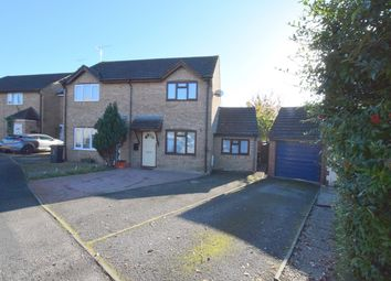 Thumbnail 3 bed semi-detached house for sale in Webbs Wood, Peatmoor, Swindon, Wiltshire