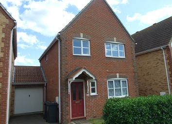 Thumbnail 3 bed link-detached house to rent in Eden Close, Stone Cross, Pevensey