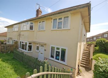 Thumbnail 2 bed flat for sale in Brongwinau, Comins Coch, Aberystwyth