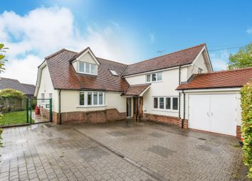 Thumbnail 5 bed detached house for sale in The Street, Stonham Aspal, Stowmarket