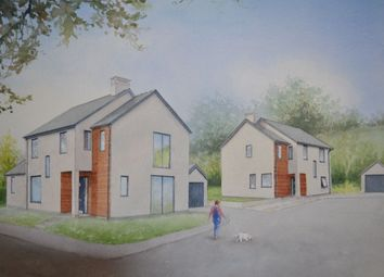 Thumbnail 4 bed detached house for sale in Lodgewood Estate, Pontypool