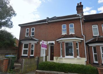 Thumbnail 3 bedroom terraced house for sale in Peveril Road, Itchen, Southampton