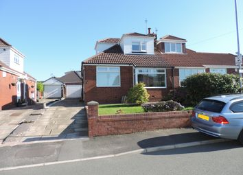 Thumbnail 3 bed semi-detached bungalow for sale in Carlton Way, Royton, Oldham