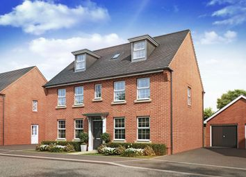 "Thumbnail 5 bed detached house for sale in ""Buckingham"" at St. Lukes Road, Doseley, Telford"