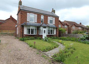 Thumbnail 3 bed detached house for sale in Doncaster Road, Westwoodside, Doncaster