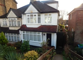 Thumbnail 4 bedroom semi-detached house to rent in Canham Road, South Norwood, London