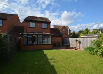 Thumbnail 3 bedroom link-detached house to rent in Welbeck Close, Monkston, Milton Keynes