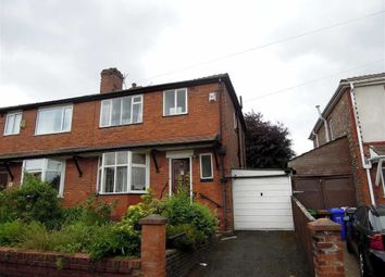 Thumbnail 3 bed semi-detached house for sale in Huntley Road, Crumpsall, Manchester