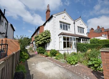 Thumbnail 4 bed semi-detached house for sale in Welholme Avenue, Grimsby, Lincolnshire