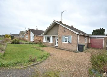 Thumbnail 3 bed detached bungalow for sale in Marsh Road, Terrington St. Clement, King's Lynn