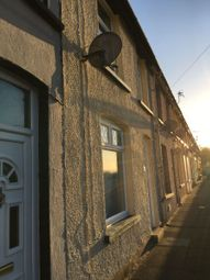 Thumbnail 2 bedroom terraced house to rent in Grove Terrace, Bedlinog, Treharris