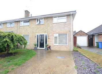 Thumbnail 5 bedroom semi-detached house for sale in Riverside Close, Farnborough, Hampshire