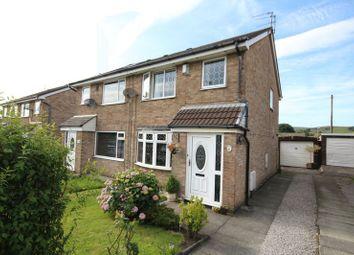 Thumbnail 3 bed semi-detached house for sale in Elmsfield Avenue, Norden, Rochdale