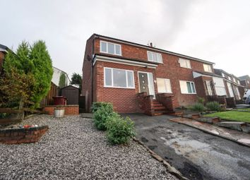 Thumbnail 5 bed semi-detached house for sale in Carlton Close, Blackrod, Bolton