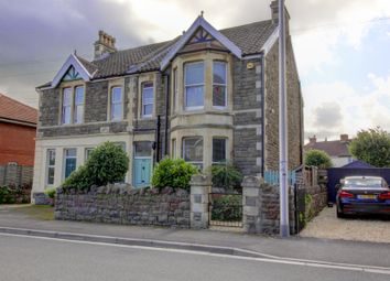 Thumbnail 3 bed semi-detached house for sale in Old Church Road, Clevedon