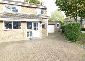 Thumbnail 4 bed semi-detached house for sale in Brayes Manor, Stotfold, Herts