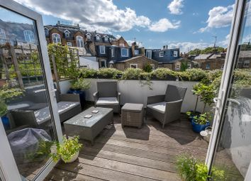Thumbnail 3 bed flat for sale in Silverthorne Road, London