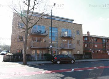 Thumbnail 3 bed flat to rent in Manchester Road, London