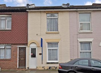 Thumbnail 3 bed terraced house for sale in Hampshire Street, Portsmouth, Hampshire