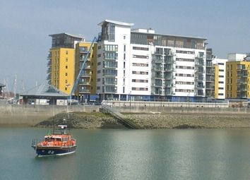 Thumbnail 3 bedroom flat to rent in Orvis Court, Midway Quay, Eastbourne