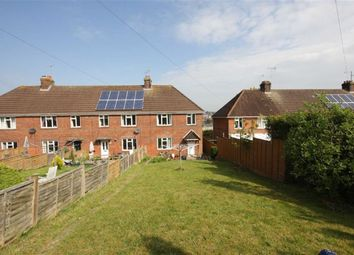 Thumbnail 3 bed terraced house to rent in Isbury Road, Marlborough, Wiltshire