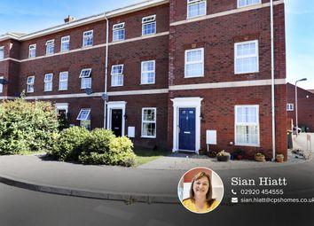 Thumbnail 4 bedroom terraced house for sale in Beaufort Square, Splott, Cardiff