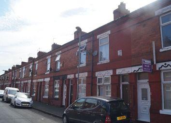 Thumbnail Terraced house to rent in Damien Street, Longsight