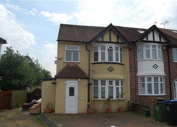 Thumbnail 4 bedroom semi-detached house for sale in Church Drive, Kingsbury
